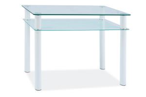 Stakleni stol Sonia 100X60