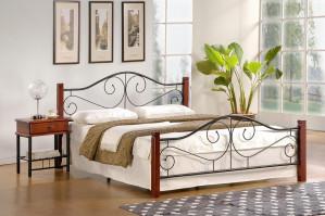Metal krevet VIOLETA 120x200