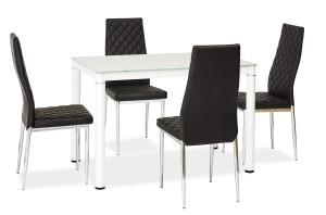 Stakleni stol ASIJA 110x70