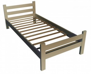 Krevet MEDY + letveno dno