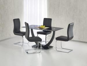 Stakleni stol TONI