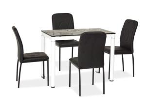 Stakleni stol MAŠA 100x60