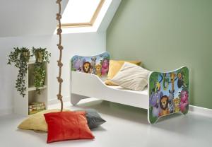 Krevet DŽUNGLA