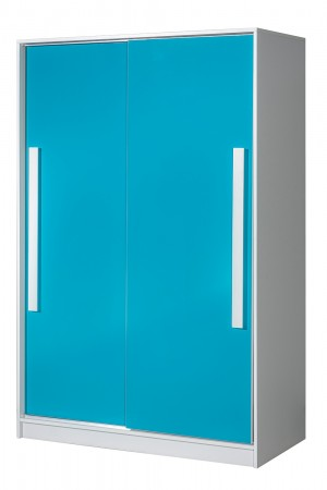 Garderobni ormar sa kliznim vratima OLIVER