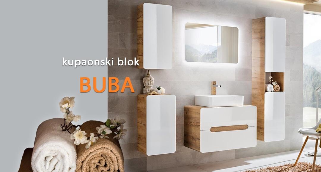 kupaonski blok buba