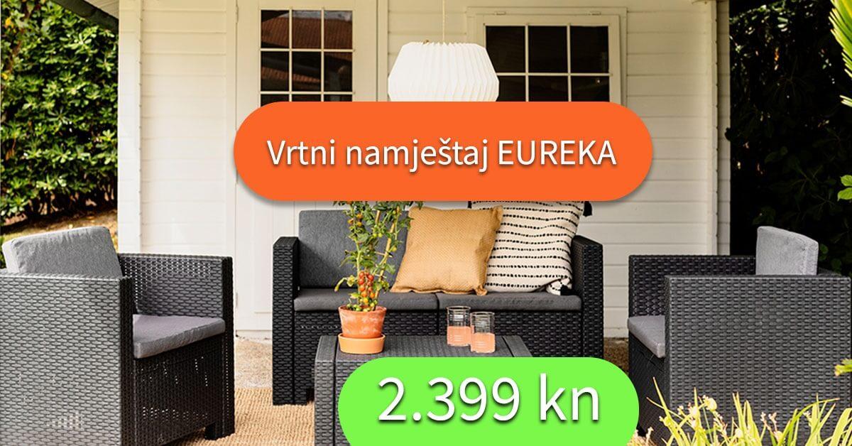 vrtni namjestaj eureka
